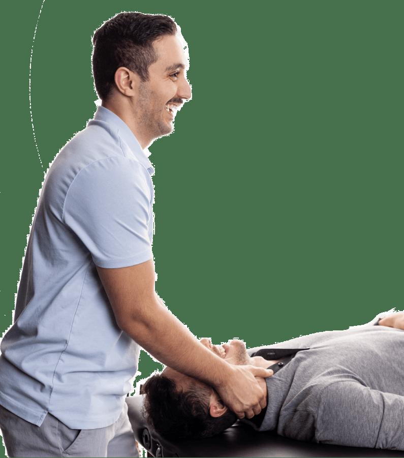 dr kamran neck