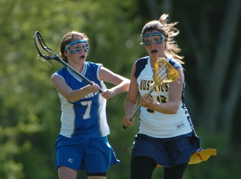 female lacrosse
