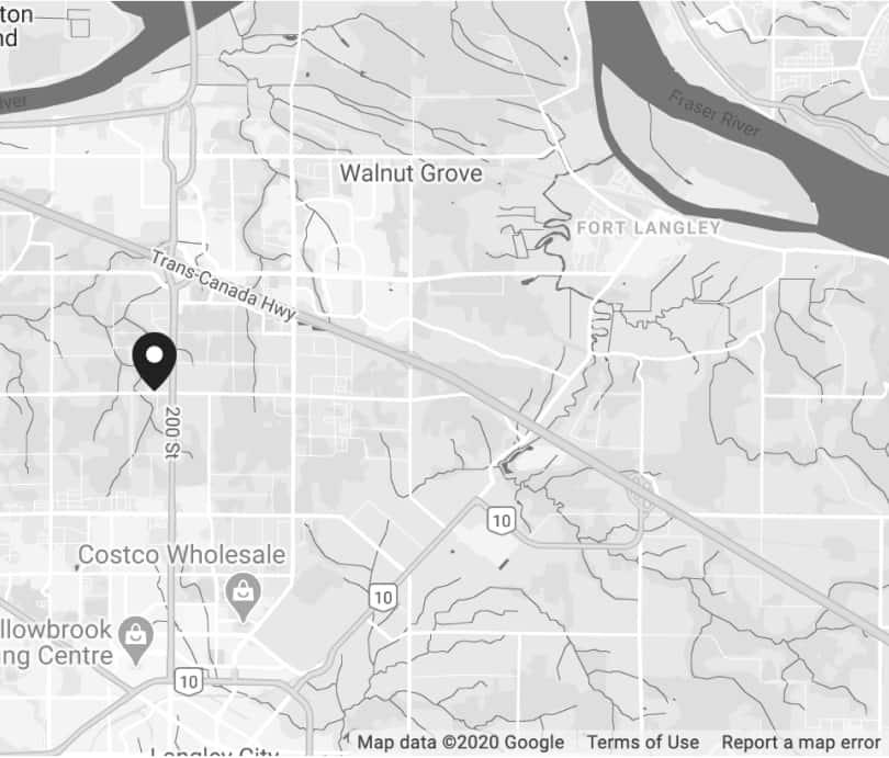 revamp location map